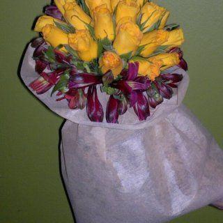 Ramo rosas amarillas
