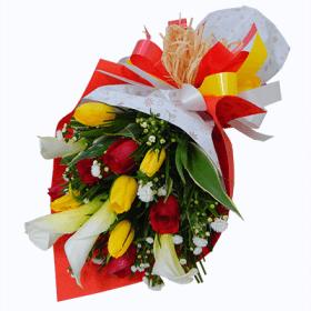 Ramo de flores bonito