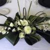 Centro de mesa original para boda
