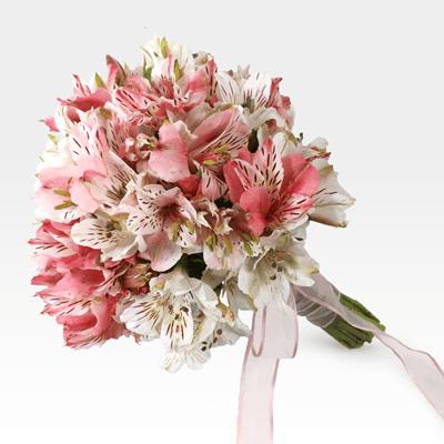 Bouquet de Astromelia